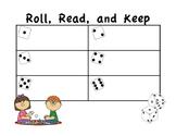Roll Read Keep long a ai;ay
