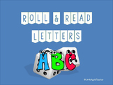 Roll & Read Letters