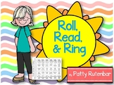 Roll, Read, & Ring Phonemic Sounds