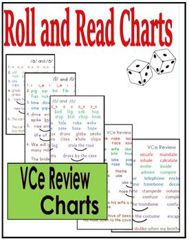 Roll & Read VCe pack
