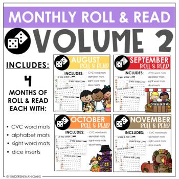 Roll & Read Volume 2 Bundle