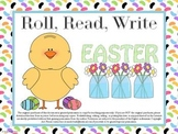 Roll, Read, Write - Easter