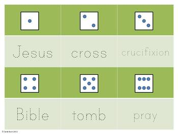 Roll, Read, Write - Easter {Christian Resource}