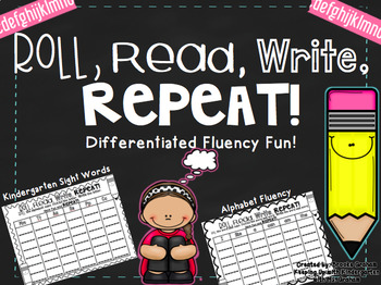 Roll, Read, Write, Repeat!