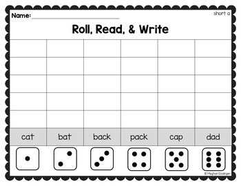 Roll Read Write for the Whole Year