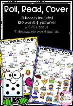 Roll, Read and Cover