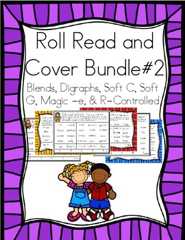 Roll, Read, and Cover Bundle #2