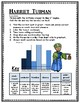 Roll Read and Graph Harriet Tubman Civil War Vocabulary