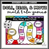 Math and ELA Games