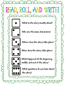 Roll, Read, and Write!