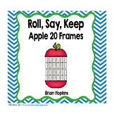 Roll, Say, Keep Apple Counting to 20