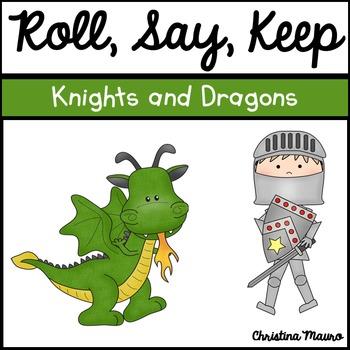 Roll, Say, Keep - CVC Beat the Dragon