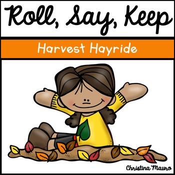 Roll, Say, Keep - Harvest Hayride