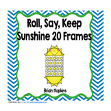 Roll, Say, Keep Sunshine Counting to 20