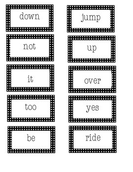 Roll, Say and Keep First Grade Treasures Sight Word and Vocabulary Bundle