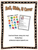 Roll Slide Cover Fraction Game