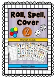 Roll Spell Cover 2- Diagraphs Words