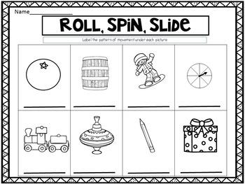 Roll Spin Slide