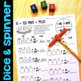 Roll and  Spin Math Games for Two-Digit and Three-Digit Number Sense