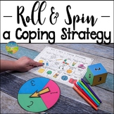 Roll & Spin a Coping Strategy