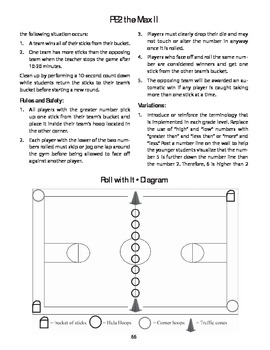 Roll With It: Math Game for PE