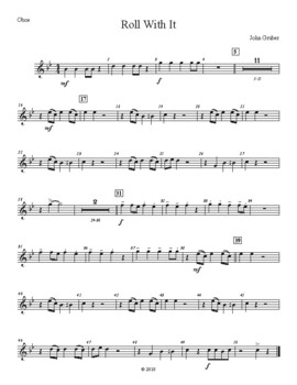 Concert Band - Roll With It