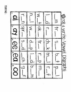 Roll & Write: Advanced Sounds