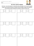 Roll, Write, Draw an Equation - NBT Common Core Standards