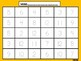 Roll & Write Number Writing Practice Game