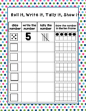 Roll, Write, Tally, Show