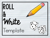 Roll & Write Template