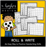 Roll & Write With Blank Templates {A Hughes Design}