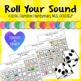 Roll Your Sound: A No Prep Articulation Game