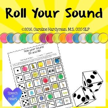 Roll Your Sound Prevocalic & Vocalic R