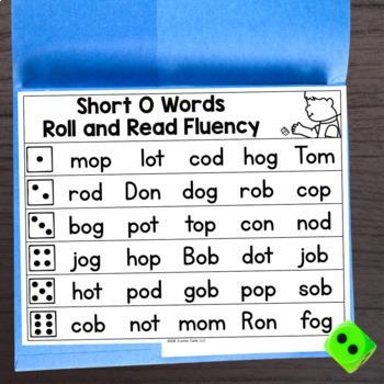Roll Your Way to Fluency in Kindergarten
