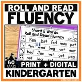 Kindergarten Fluency Bundle | Print and Digital for Google Slides™