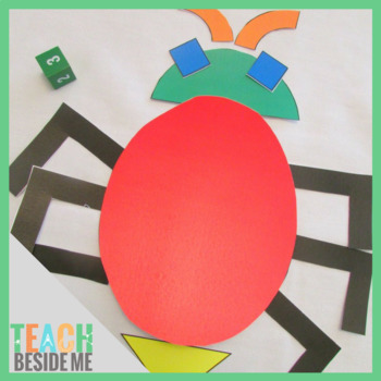 Roll a Beetle Math Game