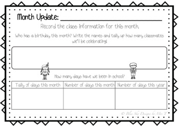 Add and Tally with Birthday Parties