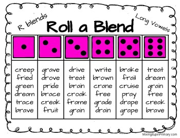 Roll a Blend