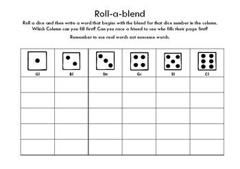 Roll-a-Blend