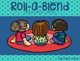 Roll-a-Blend Word Work Games