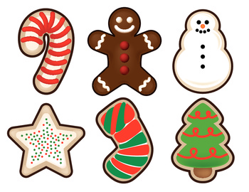 """Roll a Dice """"Holiday Cookie Plate"""": A reinforcer for speech therapy/craftivity"""