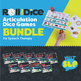 Dice Games Articulation BUNDLE