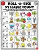 Roll a Dice Syllable Count