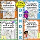 Roll-a-Dice WINTER Articulation:  NO PREP Worksheets with