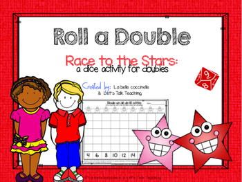 FREE Roll a Double: Race to the Stars