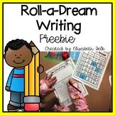 Roll-a-Dream Writing