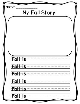 Roll a Fall Story