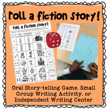 Roll a Fiction Story
