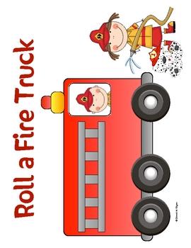 Roll a Fire Truck